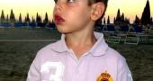 Un bambino…