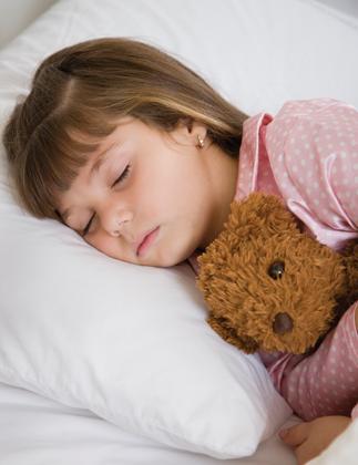 sonno disturbato a sei anni