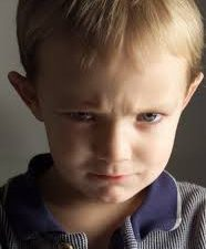 rabbia nel bambino