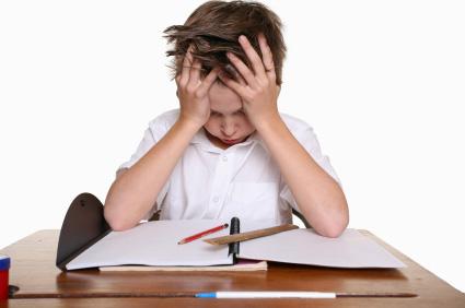 prima elementare e dislessia