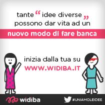 widiba banner
