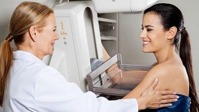 ecografia mammaria e mammografia