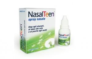 Nasalteen bambini e allergie