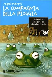 #libripercrescere La compagnia della pioggia