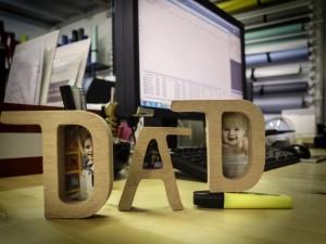 lettere di legno