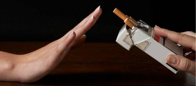 Siccome è facile da smettere di fumare Zhdanov