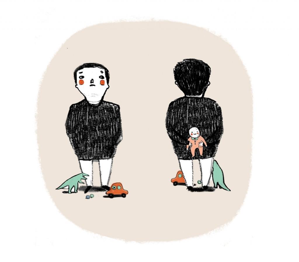 Illustrazione di Marianna Coppo