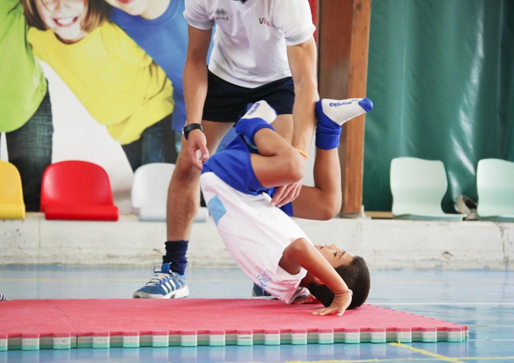 Kinder+sport a Expo