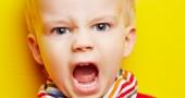 Bambino aggressivo
