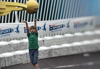 Kinder+Sport pallacanestro