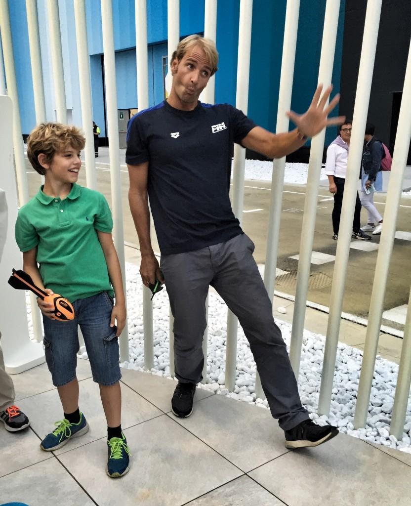 Kinder+Sport Rosolino