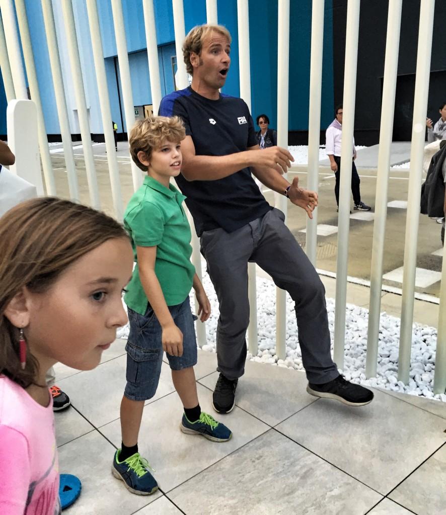 Kinder + sport Rosolino 2