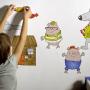 Adesivi murali e lavagne adesive Stikets: un buon regalo per Natale!