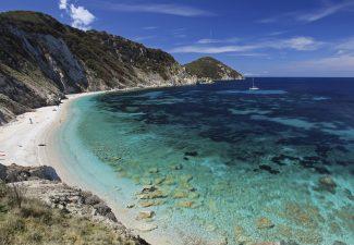 Isola d'Elba in giugno