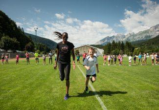Paganella camp sport