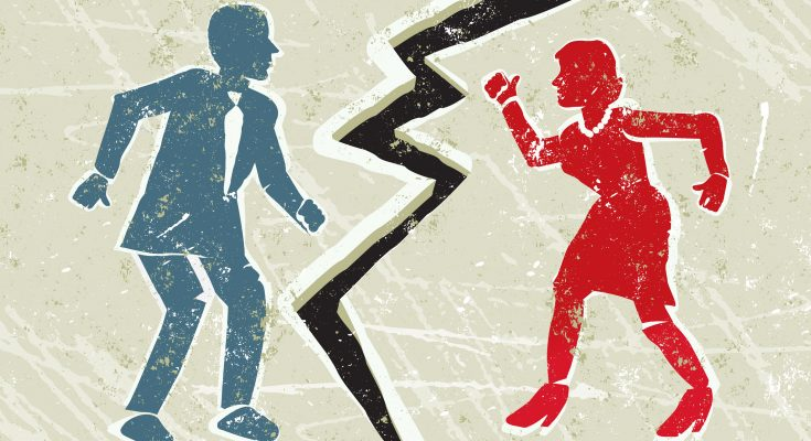 separazione e diritti del padre