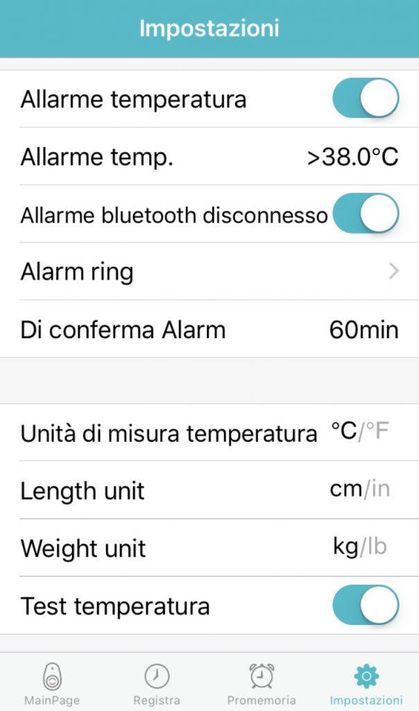Temp Sitter App