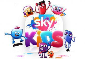 Sky Kids Character Lock Up