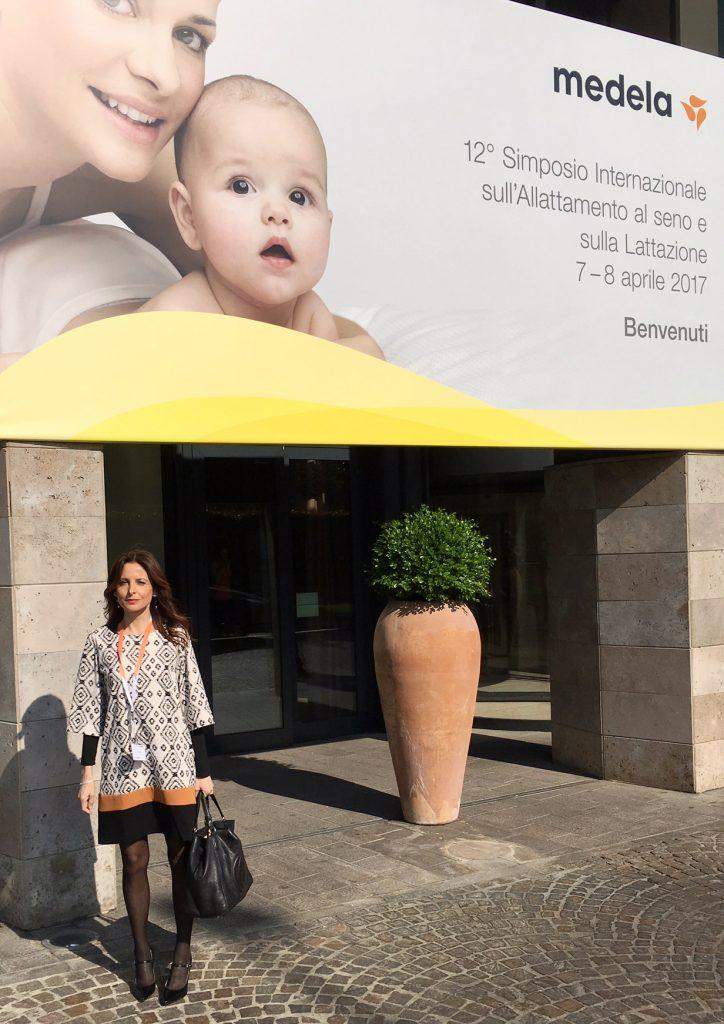 Medela Symposium allattamento seno