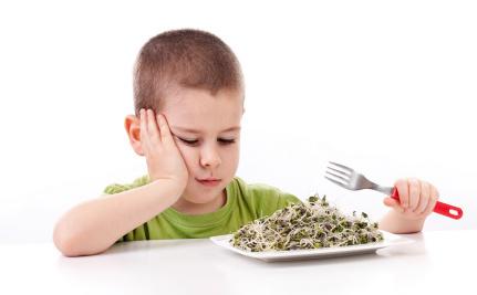 5 anni e non mangia