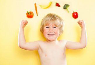 stimolare difese immunitarie nei bambini