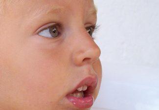 La balbuzie nel bambino