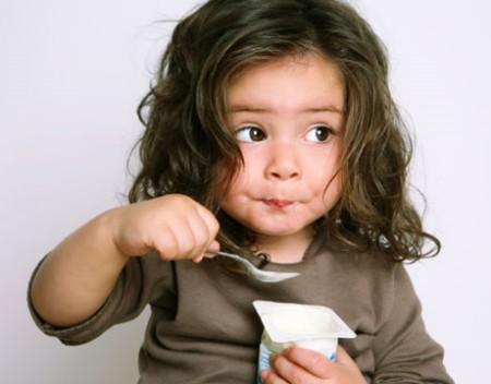 Mia figlia non mangia