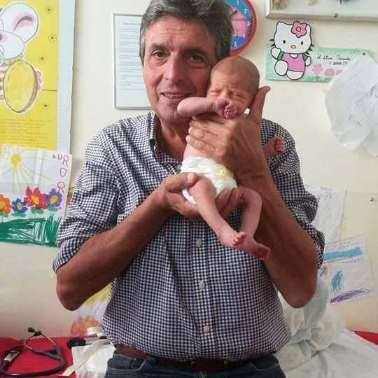 Alberto Ferrando pediatra