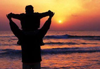 rapporto padre e figlio