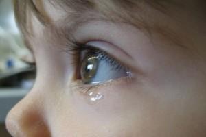 Se piange alla materna
